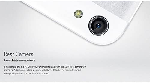 Huawei MediaPad X1 Tableta Smartphone 3G Libre (Quad Core, 7 ...