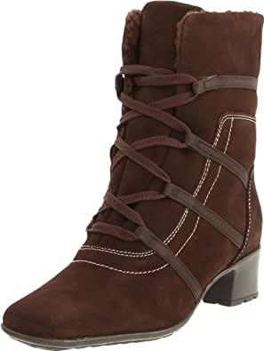 Sesto Meucci Women's Saura Ankle Boot,T.Moro Brown Suede,5.5 M US
