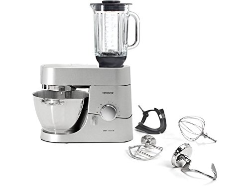 Kenwood Chef Titanium Kitchen Machine 750 W 5 Quarts