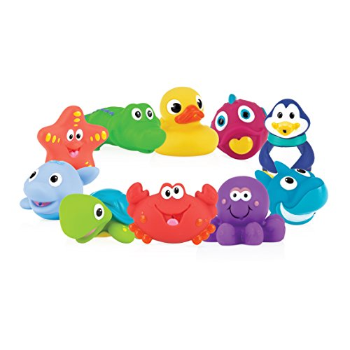 nuby-10-pack-little-squirts-fun-bath-toys-assorted-characters
