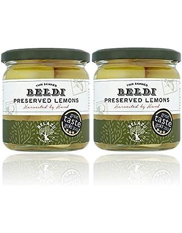 Belazu Beldi Conserva Limones (350g) (Paquete de 2)
