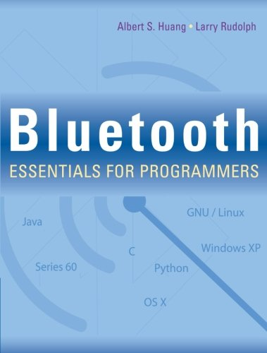 Price comparison product image Bluetooth Essentials for Programmers