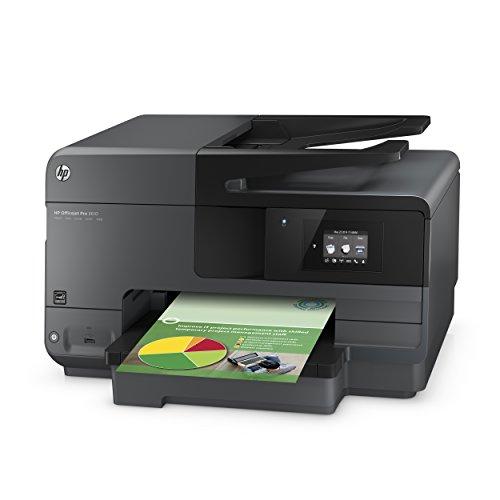 HEWA7F64A - HP Officejet Pro 8600 8610 Inkjet Multifunction Printer - Color - Plain Paper Print - Desktop