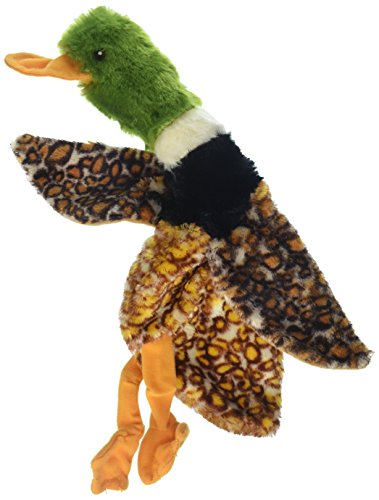 - Ethical Plush Skinneeez Malard Duck 14-1/2-Inch Stuffingless Dog Toy Assorted Colours