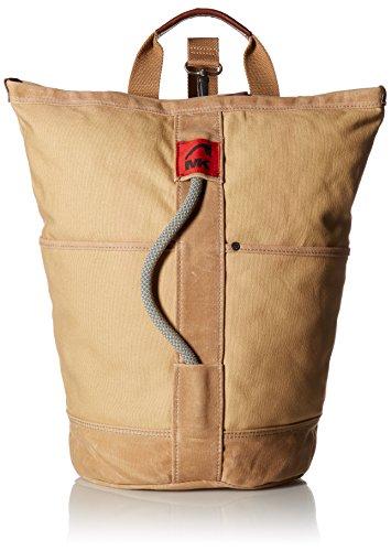 Mountain Khakis Leather - Mountain Khakis Unisex Utility Bag, Yellowstone, One Size