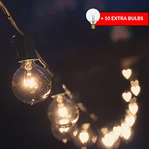 Italian Outdoor Patio Lights - 6