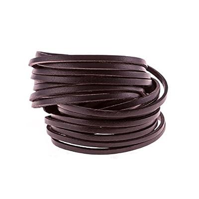 Cheap True Heart Style Genuine Leather Wrap Multi-strand 10 Strand Bangle Cuff Bracelet free shipping