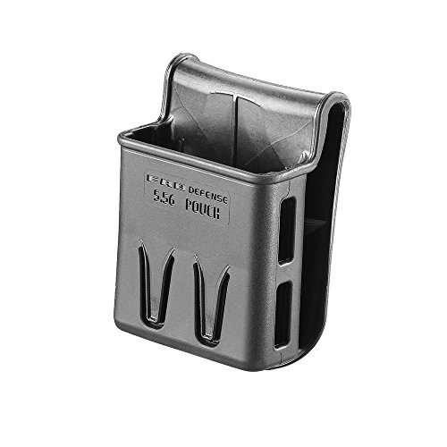 (Fab-Defense On-Belt Polymer Magazine Pouch for 5.56 Mags)