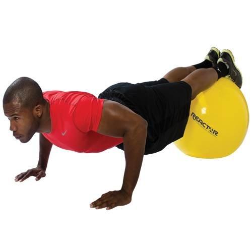 Champion Barbell Bodysport Anti-Burst Fitness Ball, 75cm