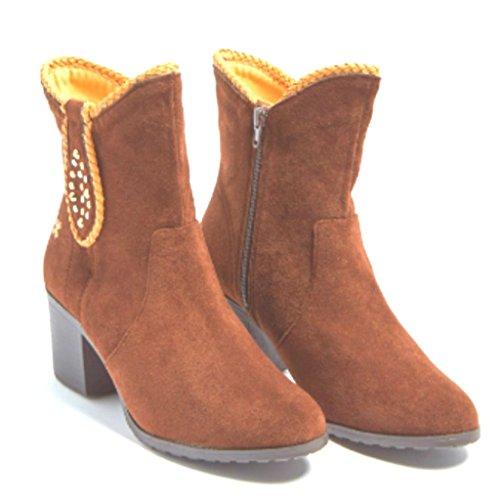 Beige Rn61p17 Beige Women's Bracken Boots Molly 61 Ankle Pqw4nZ