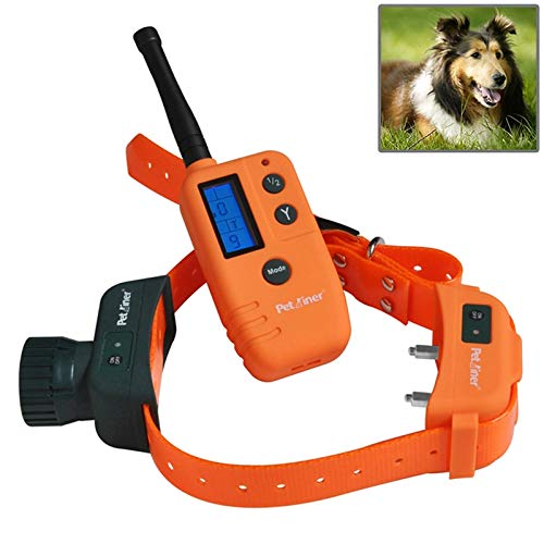 The Trainning Collar for Dog hyx 500m Remote Training and Beeper Collars Anti Barking Collar with Remote Control