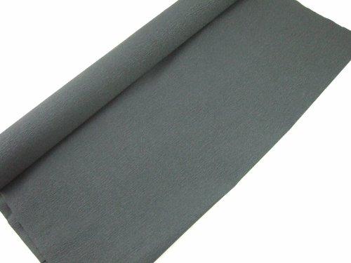 Clikkabox rotolo di carta crespa nera, lunga 10m e larga 50cm Clikkabox Crepe C60V