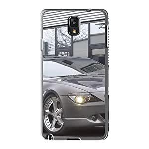 Protective Tpu Cases With Fashion Design For Galaxy Note3 (grey Ac Schnitzer Bmw Acs6 Front Angle)