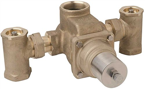 SYMMONS INDUSTRIES 7-900 Tempcontrol Thermostatic Mix Valve, 1-1/2