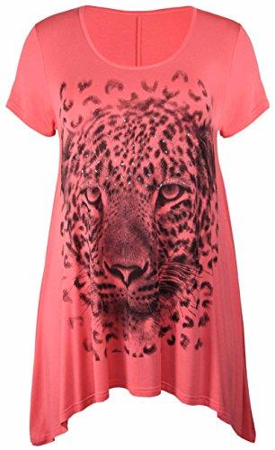 Purple Hanger - Camiseta - para mujer Koralle
