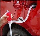 4g63t oil pump - Gasoline Siphon Pump - Hand Siphon Pump - Portable Manual Car Siphon Hose Pump Gas Oil Water Liquid Transfer Hand Pump Sucker - Liquid Transfer Pump