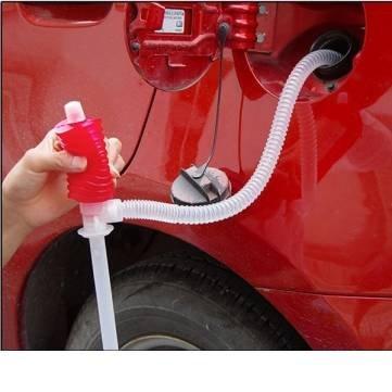 Outboard Operation Manual (Gasoline Siphon Pump - Hand Siphon Pump - Portable Manual Car Siphon Hose Pump Gas Oil Water Liquid Transfer Hand Pump Sucker - Liquid Transfer Pump)