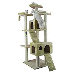 Cat Tree, Beige from Armarkat