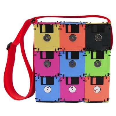 3.5Inch Floppy cubierta de hombro Floppy Bag Medium Colour
