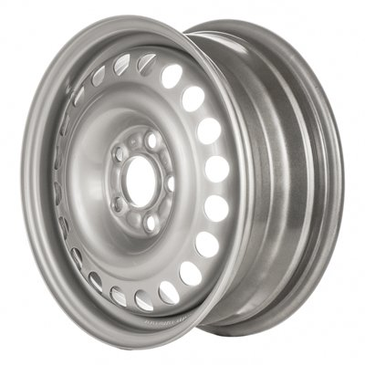CPP Replacement Wheel STL03795U for 2010-2012 Ford Transit Connect