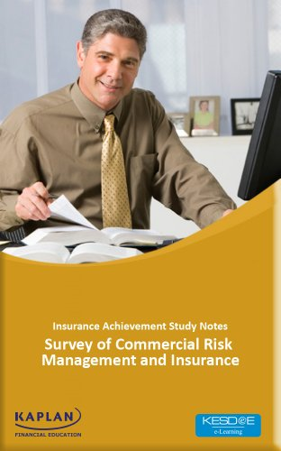 Download Survey of Commercial Risk Management and Insurance Pdf