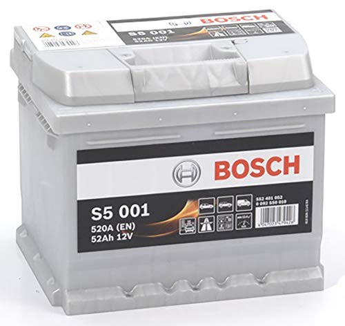 Bosch S5 Car Battery Type 063: