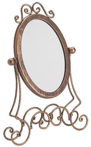 Amazoncom Vintage Inspired Tabletop Boutique Vanity Mirror Beauty