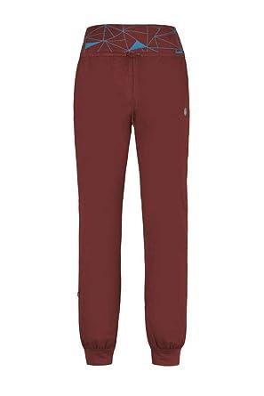 Pantalon Modèle 2019 Long Femme E9 Hit Rouge L 4RAc3jLq5