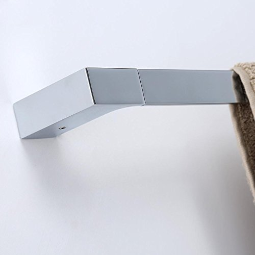 HJKLL-Single bar Towel rack, bathroom accessories, durable non-corrosive, lead, cadmium and other heavy metals, environmental health by HJKLL (Image #1)'