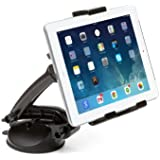 Aduro U-GRIP Adjustable Universal Car Mount for Tablets, Apple iPad 2, iPad 3, New iPad, iPad Air, Kindle Fire, Motorola Xoom, Samsung Galaxy Tab, BlackBerry Playbook, Nook, Acer, ASUS (Retail Packaging)