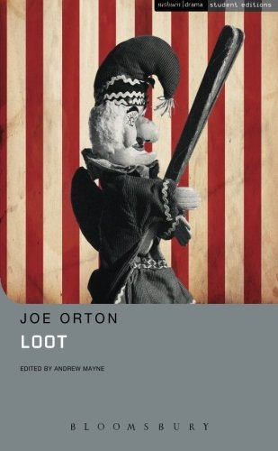 Book cover from Loot (Student Editions) by Joe Orton