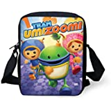 TEAM UMIZOOMI GEO MILLIE & BOT KIDS CHILDREN PRE-SCHOOL SMALL SHOULDER BAG