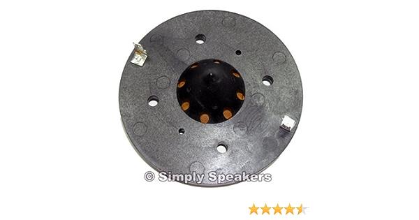 K-52//K-53-Ti 127122 Titanium Klipsch Factory Speaker Diaphragm