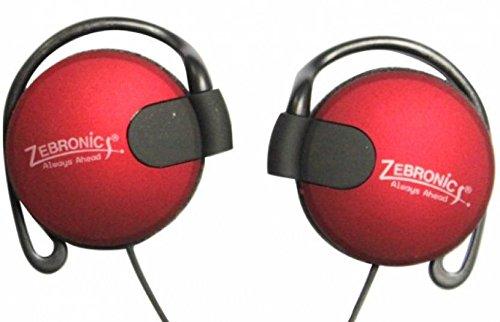 Zebronics ZEB EM1020 Earphone with Mic  Red