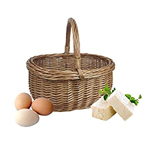 Best Wicker Baskets with Handles