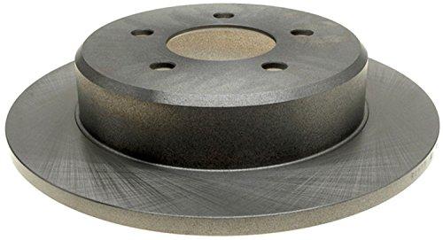 ACDelco 18A823A Advantage Non-Coated Rear Disc Brake (Chrysler Brake Disc)