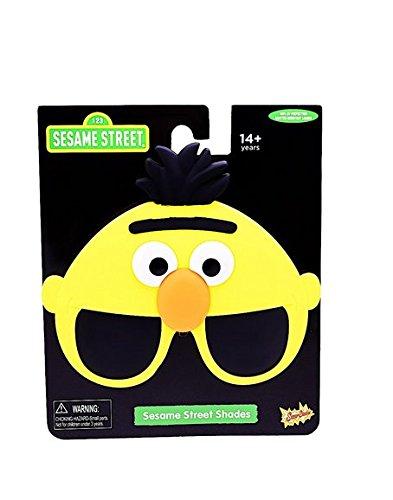 Costume Sunglasses Sesame Street Bert Sun-Staches Party Favors -