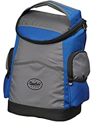 Ice Chest Insulated Backpack Cooler by Bayfield Bags-20 Can Marine Cooler Lightweight Backpack for Hiking, Camping...