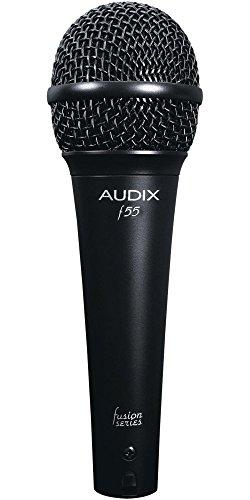 - Audix f55 Cardioid Vocal Microphone