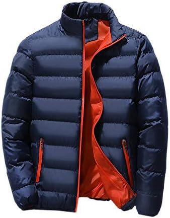 中綿 ブルゾン ジャケット メンズ 長袖 防寒 ライト