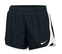 Nike Womens Dry Tempo Short - Blackblack - Small