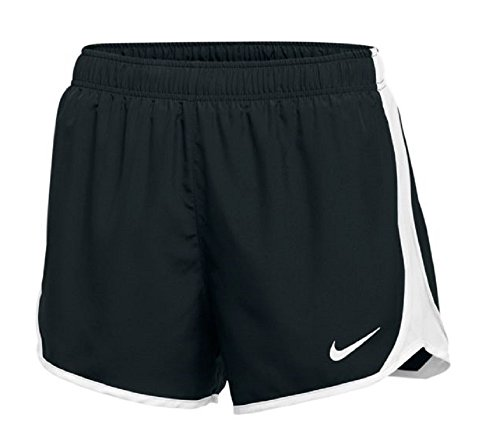 Nike Womens Dry Tempo Running Short (Small)Black ()