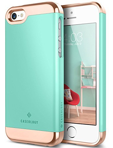 Caseology Savoy Series iPhone SE/5S/5 Cover Case with Stylish Design Glide...