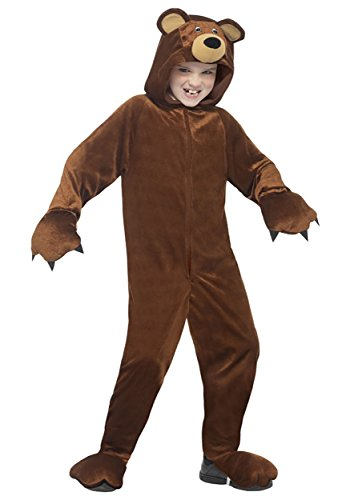 Bear Jumpsuit Costumes (Bear Kids Costume)