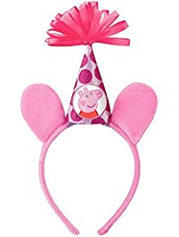 Deluxe Headband | Peppa Pig Collection | Party Accessory