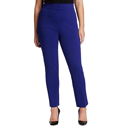 marina-rinaldi-womens-radicale-ankle-grazer-skinny-pants-16w-25-blue