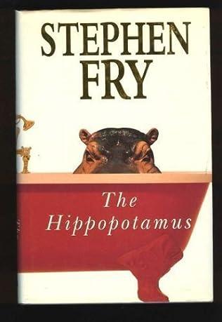 book cover of The Hippopotamus