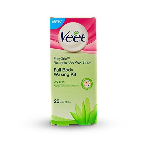 veet full body waxing kit - 5