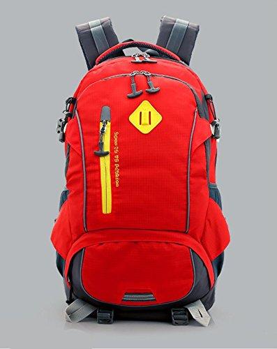 HCLHWYDHCLHWYD-Aire libre Sra bolsa de hombro de gran capacidad de bolsa de senderismo bolsa de deporte de los hombres del bolso 40L , 1 3