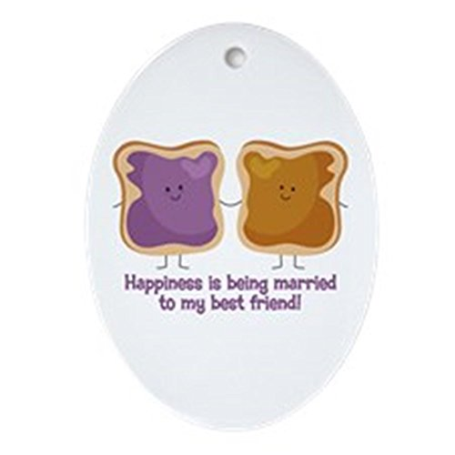 CafePress Married Ornament Holiday Christmas